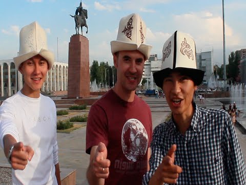 Trip to Kyrgyzstan - to save nomadic culture!