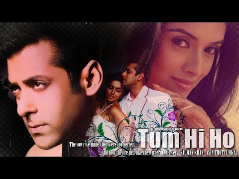 Salman Khan | Asin | Chaha Hai Tujko (eng Subs) video