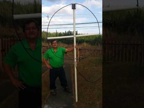 Antena loop magnético