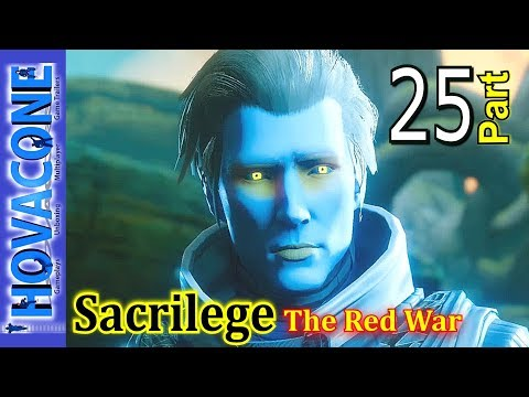 Sacrilege | The Red War | Destiny 2 | Part 25 | Gameplay Walkthrough