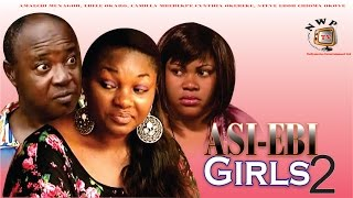 Aso Ebi Girls Nigerian Movie [Part 2] - Family Drama