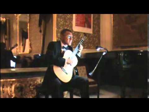 Francesco Spina - Introduzione e capriccio - Giulio Regondi