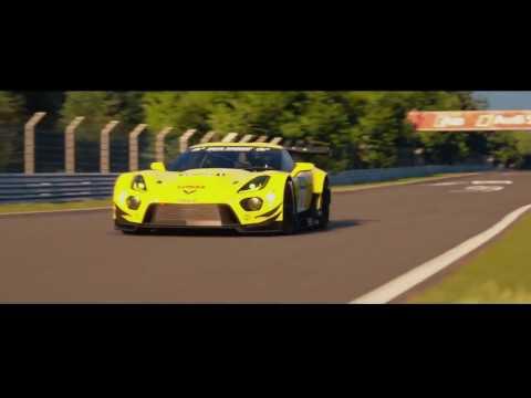 Gran Turismo Sport - Exclusive Intro (HD)