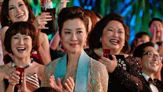 Michelle Yeoh Says 'Crazy Rich Asians' Shares a Proud Heritage