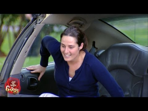 Best of Just for Laughs Gags - Taxi Pranks