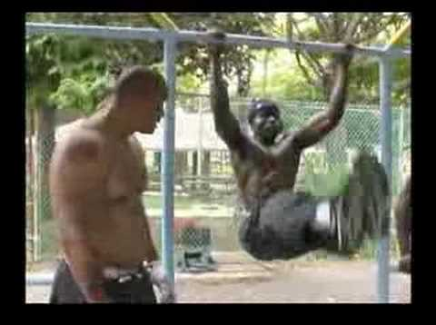24 Hour Ghetto Workout Video