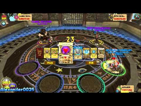 Wizard101 Tower of the Helephant Boss Solo