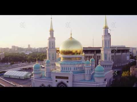 Виды Москвы с квадрокоптера [4к]