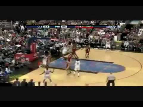 Overrated: Lebron James Sucks 2011 Edition Highlight Reel