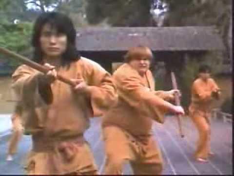 Beverly Hills Ninja Die Kampfwurst (Orginal Trailer)