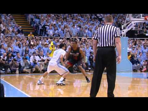 UNC Men's Basketball Highlight Video vs NC State