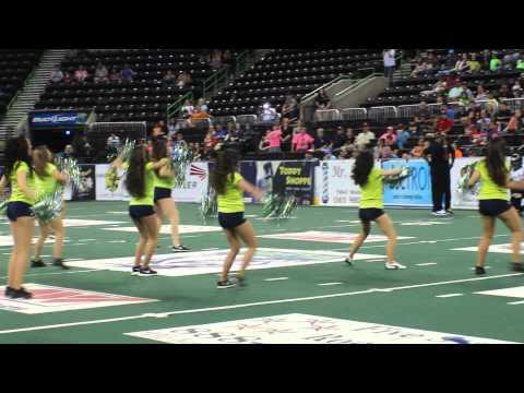 Corpus Christi Fury Dancers - Game 1
