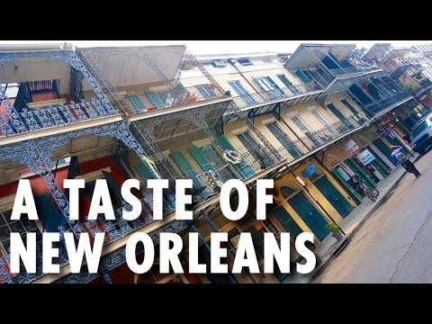 New Orleans Review: A Taste of The Big Easy ~ Port of New Orleans, Louisiana ~ Cruise Review