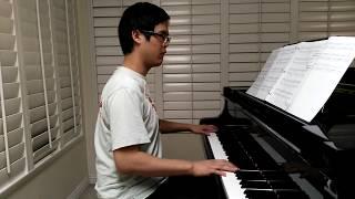 Pachelbel Meets U2 Solo Piano