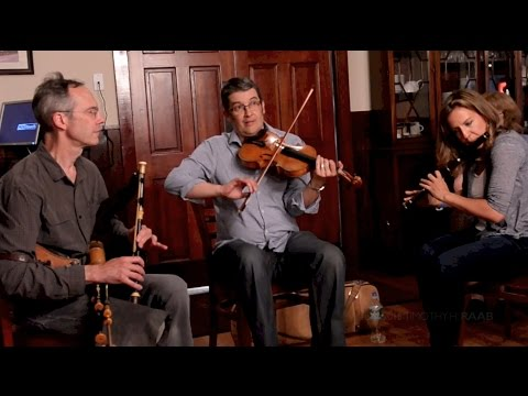Evening w/ Ourceau, Koehler & Byrne: Catskills Irish 2014#24[part 1]