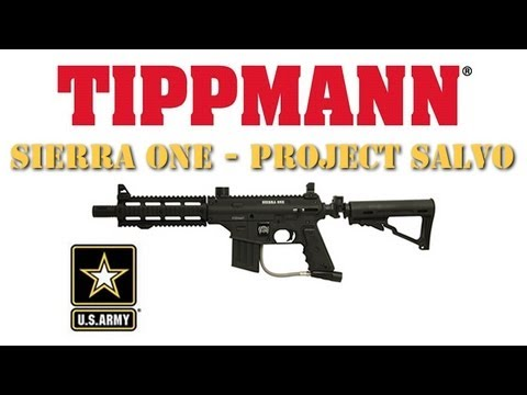 Assistec - Review Tippmann Sierra One / Project Salvo - PT/BR