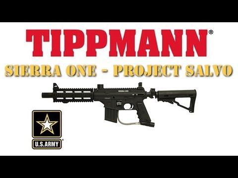 Assistec - Review Tippmann Sierra One / Project Salvo - PT/BR