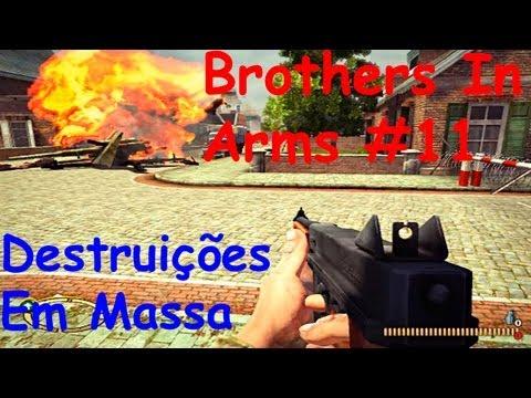 Brothers In Arms #11 Destruições