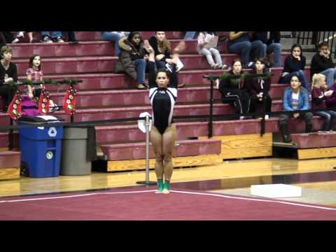 Kayla Jones - Floor [12/4/11]