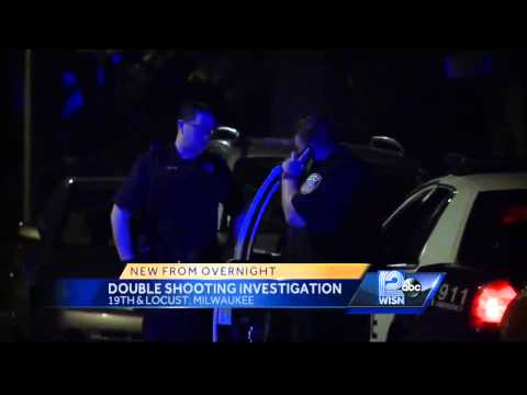 Double shooting reported in Milwaukee