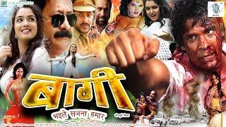 BAAGHI | Superhit Full Bhojpuri Movie | Amrapali Dubey