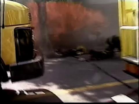 Accidentes: Explosión de Fuego