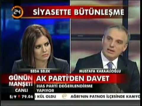 image vidéo La présentatrice turque Seda Selek s'évanouit en direct
