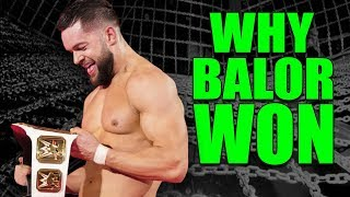 Real Reasons Why Finn Balor Won The IC Title WWE Elimination Chamber 2019