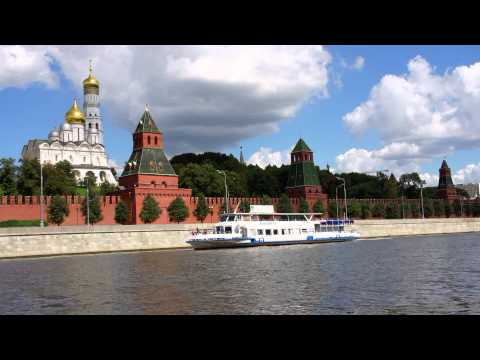 Moscow Kremlin from Moskva River photos part 2