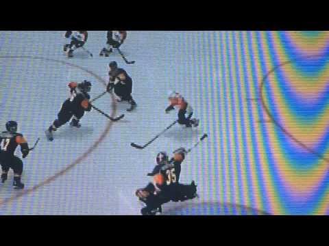 Hockey fail