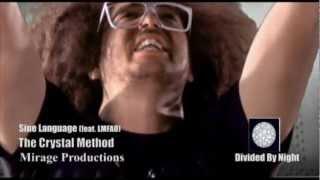 Watch Crystal Method Sine Language video