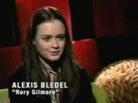 {Girl On TV} Alexis Bledel