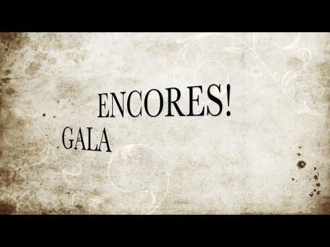 Encores Gala 2011