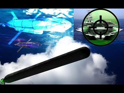 Проект Посейдон развеял мечты США о безнаказанном ударе по России. Особенности разработки.