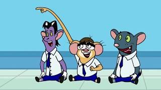 Rat-A-Tat| 'Bodybuilding Casanova Charly at School '|Chotoonz Kids Funny Cartoon Videos