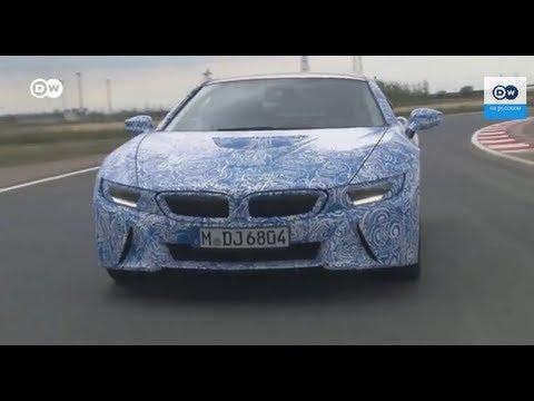 Тест-драйв: BMW i8 - самый экологичный спорткар