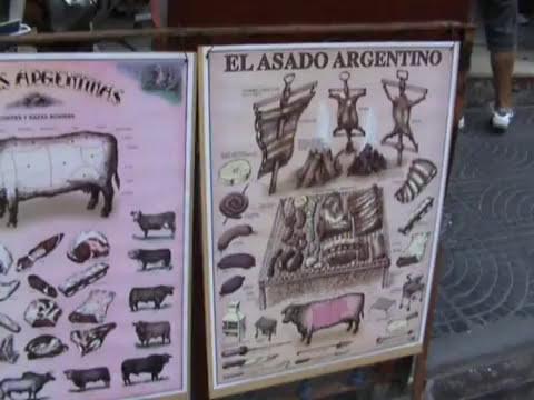 El Mercado de San Telmo, corazòn de Buenos Aires