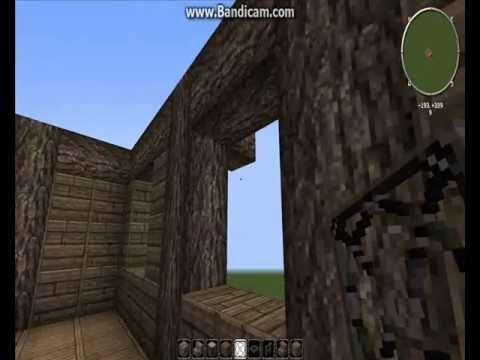#1:Средневековый домик.