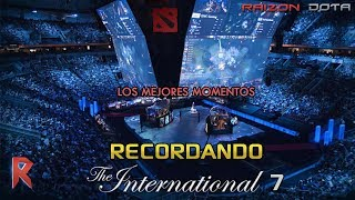 📽️ Recordando todo lo que pasó en The International 7 (TI7) - Dota 2