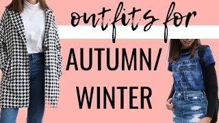 Autumn/Winter Outfits! Amanda Linh