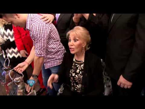Hacé cochinadas, como en la cama, le dijo la mamá de Burlando a Barby Franco