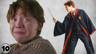 Top 10 Harry Potter Spells That Could Kill You