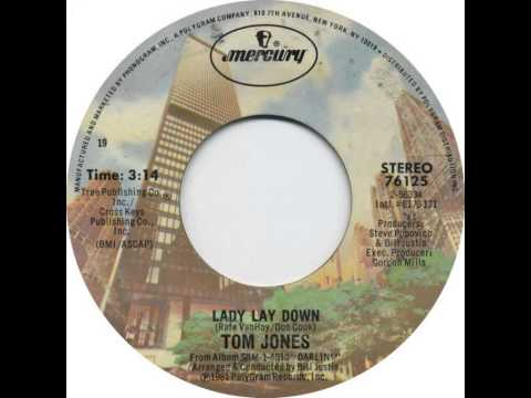 Adam Harvey - Lady Lay Down
