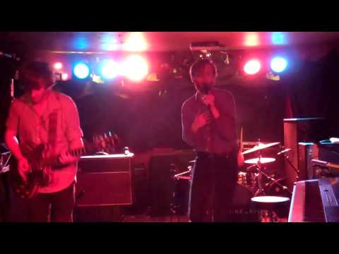 Dutch Uncles live at the Cooler, Bristol - &quot;Fragrant&quot;  and  &quot;Orval&quot;