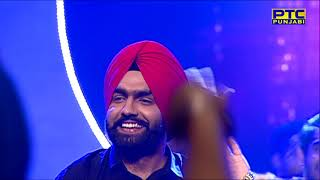 Ammy Virk Dancing Performance In Voice Of Punjab Chhota Champ 2 Grand Finale Event