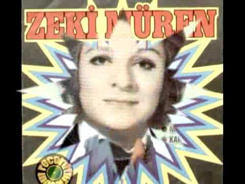 Zeki Müren - Mihrabım Diyerek