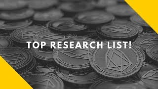 Top Research List!
