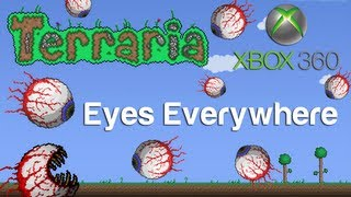 Terraria Xbox - Eyes Everywhere [43]