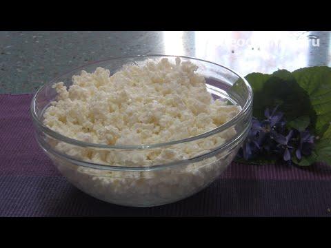 Домашний творог - Рецепт Бабушки Эммы