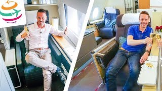Lufthansa vs. SWISS First Class | GlobalTraveler.TV